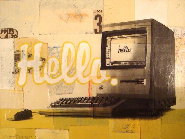 Steve Jobs e i primi font